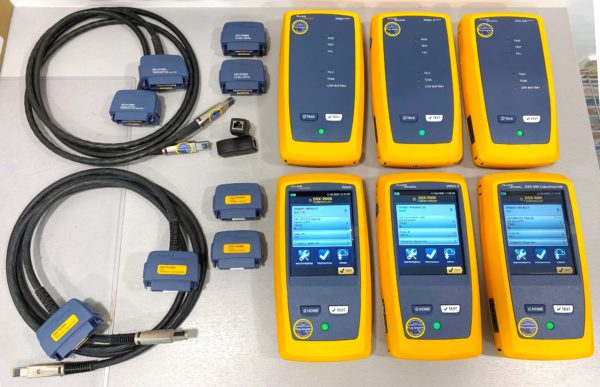 Аренда Fluke DSX-5000, Fluke DSX-8000, Fluke DSX-600 (1)