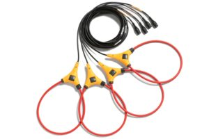 В аренду токовые кольца Fluke i430 Flex (4 шт.) для Fluke 434, Fluke 435, Fluke 437